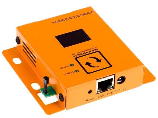 SensorGateway  kontrolna jedinica